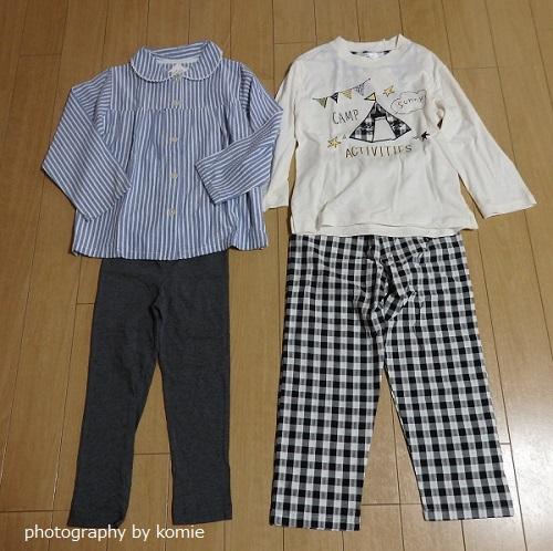 ママガール掲載品パジャマ