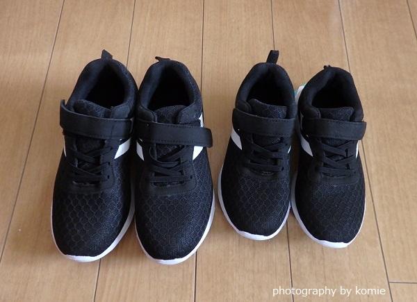 バースデイシンプル靴